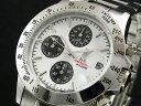 【ポイント2倍】(〜3/31)【キャッシュレス5%】エルジン ELGIN クロノグラフ 腕時計 FK1184S-W メンズ