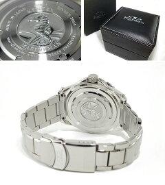ケンテックスKENTEXマリンマンシーホース200腕時計S706M-01