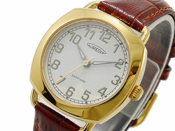 オレオール AUREOLE 腕時計 SW-579L-5 レディース ●○● 送料無料! ●○●※但し沖縄・一部離島は650円