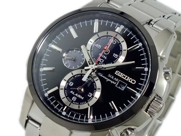 セイコー SEIKO ソーラー SOLAR クロノグラフ 腕時計 SSC087P1 メンズ ●ご注文金額10,800円以上で送料無料! ※沖縄・離島650円