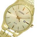 シチズン CITIZEN クオーツ 腕時計 BI5002-57P ゴールド メンズ