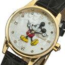 インガソール INGERSOLL ディズニー ミッキー クオーツ 腕時計 DIN005GDBK レディース