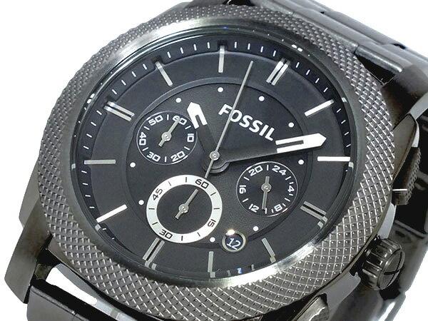 フォッシル FOSSIL クロノグラフ 腕時計 FS4662 メンズ ●ご注文金額10,800円以上で送料無料! ※沖縄・離島650円