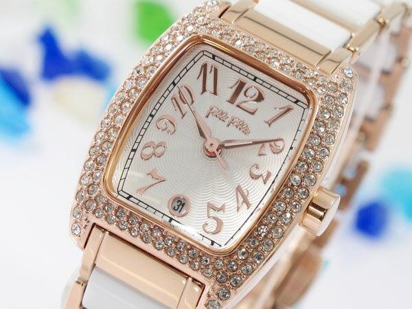 フォリフォリ FOLLI FOLLIE 腕時計 WF5R135BDS レディース ●ご注文金額10,800円以上で送料無料! ※沖縄・離島650円
