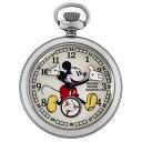 【ポイント10倍】(〜8/31) インガソール INGERSOLL ディズニー ミッキー 手巻き 懐中時計 ZR25834 アイボリー メンズ