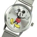 インガソール INGERSOLL ディズニー ミッキー クオーツ 腕時計 ZR26094 シルバー ユニセックス