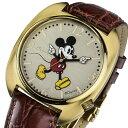 【ポイント10倍】(〜7/31) インガソール INGERSOLL ディズニー ミッキー クオーツ 腕時計 ZR26514 シャンパン メンズ