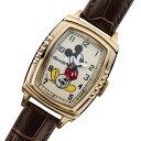 インガソール INGERSOLL ディズニー ミッキー 手巻き 腕時計 ZR26564 アイボリー メンズ