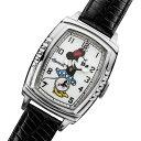 インガソール INGERSOLL ディズニー ミニー 手巻き 腕時計 ZR26565 ホワイト メンズ
