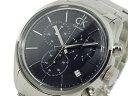 カルバン クライン CALVIN KLEIN クロノグラフ 腕時計 K2H27104 ブラック メンズ