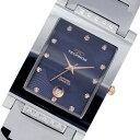 【ポイント5倍】(〜6/30) テクノス TECHNOS タングステン クオーツ 腕時計 T9407CN ネイビー メンズ