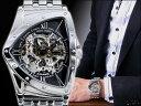 【ポイント5倍】(〜5/31) コグ COGU フルスケルトン 自動巻き 腕時計 BS0TM-BK メンズ 02P27May16
