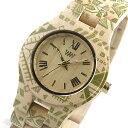 ウィーウッド WEWOOD 木製 腕時計 CRISS-ENTO-BE ベージュ 国内正規 レディース