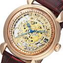 【ポイント5倍】(〜7/31) ゾンネ SONNE ハオリ HAORI 自動巻き 腕時計 H009PG ピンクゴールド メンズ