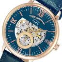 【ポイント5倍】(〜7/31) ゾンネ SONNE ハオリ HAORI 自動巻き 腕時計 H014PG-NV ネイビー メンズ 02P29Jul16