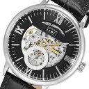 ゾンネ SONNE ハオリ HAORI 自動巻き 腕時計 H014SS-BK シルバー メンズ