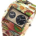 【ポイント10倍】(〜7/31) ウィーウッド WEWOOD 木製 腕時計 JUPITER-PR-CO-BE ベージュ 国内正規 メンズ