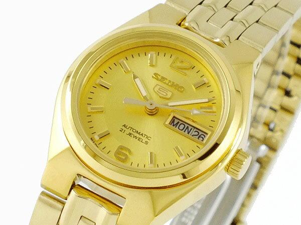 セイコー SEIKO セイコー5 SEIKO 5 自動巻き 腕時計 SYMK36J1 レディース ●ご注文金額10,800円以上で送料無料! ※沖縄・離島650円