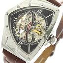 【令和へジャンプxポイントアップ】(4/26 10:00~4/30 23:59)【ポイント5倍】(~4/30 23:59) コグ COGU 腕時計 BNTS-BK 自動巻き ブラック ブラウン メンズ