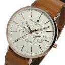 サルバトーレマーラ SALVATORE MARRA クオーツ 腕時計 SM15117-PGWHPG ホワイト ユニセックス 02P18Jun16