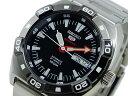 セイコー SEIKO ファイブ SEIKO 5 スポーツ SPORTS 自動巻き 腕時計 SRP285J1 ブラック メンズ