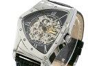 コグ COGU フルスケルトン 自動巻き 腕時計 BS00T-BK メンズ