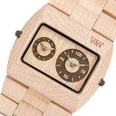 【ポイント5倍】(〜10/31) ウィーウッド WEWOOD 木製 腕時計 JUPITER-RS-BEE ベージュ 国内正規 メンズ
