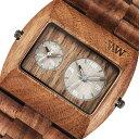 【ポイント5倍】(〜5/31) ウィーウッド WEWOOD 木製 腕時計 JUPITER-RS-NUT ブラウン 国内正規 メンズ 02P27May16
