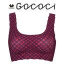 [ワコール]GOCOCi(ゴコチ)カップ付きハーフトップ(単品)M・L【wcl-gocb】【607】【n】【n02】【p】【】