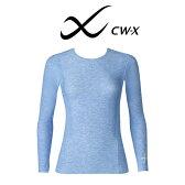 [ワコール]CW-X 柔流(Jyuryu)-レボリューションタイプJAY401(丸首ロングスリーブシャツ/レディース)【wcl-cwx-wt】【n】【310】【n07】【p】【】