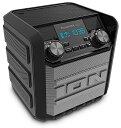【公式 / 送料無料】ION Audio 防水Bluetoothスピーカー 30時間バッテリー スマホ充電可能 AM/FMラジオ Tailgater Go
