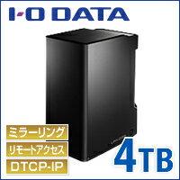 アイオーデータ リモート アクセス ハードディスク