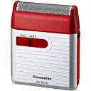 メンズシェーバー (赤) 1枚刃 パナソニック ES-RS10-R