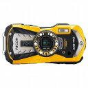 防水デジタルカメラ WG-40 (イエロー) ペンタックスリコーイメージング WG-40YE