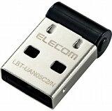 Bluetooth/PC用USBアダプタ/超小型/Ver4.0/Class2/forWin10/ブラック エレコム LBT-UAN05C2/N