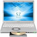 Let`s note SZ6 DIS専用モデル(Corei5-7200U/8GB/HDD320GB/SMD/W10P64/12.1WUXGA/電池S/Offic...