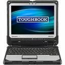 TOUGHBOOK CF-33 (Core i5-7300UvPRO/8GB/SSD256GB/Win10Pro64Bit/12.0型QHD/電池12.5時間) パナソニック CF-33ABHAQVJ