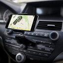 【2016バージョン!お薦め】【送料無料】ipow CDスロット取付型 スマホ ホルダー スマートフォン 車載ホルダー スマホスタンド 車 スマホホルダー 車載用 iPhone/Xperia/Galaxy/AQUOS/Nexus など 10P03Dec16