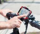 【送料無料】ipow 自転車 スマートフォンホルダー 360度回転 自転車 スマホ ホルダー 脱落防止 スマホスタンド 自転車 iPhone 7 Plus iP...