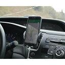 【2in1タイプ】【送料無料】ipow CDスロット取付とエアコン吹き出し口 両用 スマホ 車載ホルダー  360度回転可能 車載ホルダー Xperia XZ iPhone7 スマホスタンド スマホホルダー スマートフォンホルダー 車載