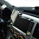 【送料無料】ipow CDスロット挿入型ホルダー 車載ホルダー スマホ ホルダー 車載 スマホホルダー スマホスタンド 車載ホルダー iPhone スマホ車載ホルダー スマートフォン 車載ホルダー