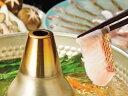 逸品倶楽部 【送料無料】天然鯛(タイ)の甘みが違う。しゃぶしゃぶと、あら炊きのセットです。「割烹 志のぶ」天然鯛のしゃぶしゃぶセット