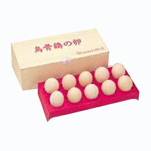 美味!烏骨鶏の卵 10個入り(有精卵)【化粧箱...の紹介画像2