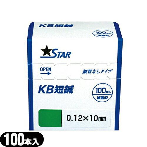 ☆【定形外郵便送料無料】KB短鍼100本入り(SJ-524E)【smtb-s】