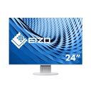 EIZO FlexScan 24.1型カラー液晶モニター ホワイト EV2456-WT 1台 送料込!