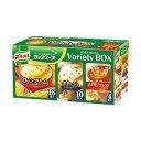 (まとめ)味の素 クノールカップスープ バラエティボックス30袋入 1パック(30袋)【×3セット】 送料込!