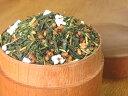 純内地米の玄米と味わい深い大和の荒茶をブレンドしたやぶ北玄米茶100gx2【緑茶・日本茶・カテキン】【あす楽対応】【HLS_DU】【RCP】