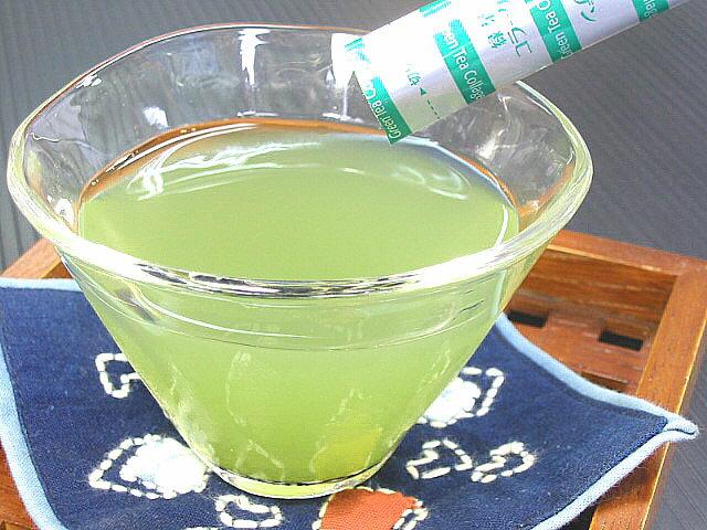 Green tea collagen 30 books with stick type powdered collagen 70% blending powdered green tea 30%! 19% Off sale fs3gm