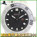 118467【新品同様】【GUCCI】【グッチ】Gタイムレス 126.2 SS ブラック(黒)文字盤 電池式gucci クロノグラフ メンズ時計