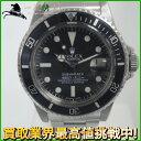 127518【送料無料】【中古】【ROLEX】【ロレックス】サブマリーナ デイト 1680 53番台 SS ブラック(黒)文字盤 自動巻アンティーク MARK Iダイアル 77年製 メンズ時計